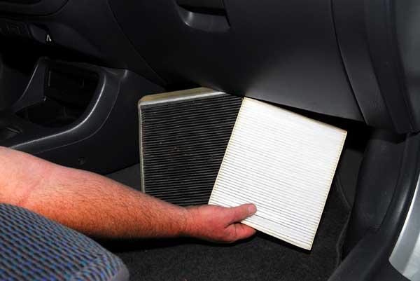 Intérieur Filtre//Charbon Actif Filtre Pollen Nettoyant climatique Ford KA 2