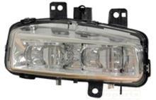 Phare antibrouillard pour Land Rover Range Rover 4.4 TD V8 5.0 V8 VALEO