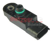Metzger 0905352 Sensor presi/ón colector de admisi/ón