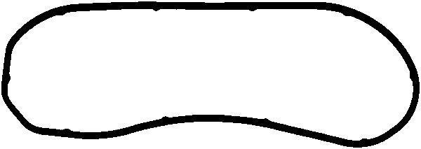 Joint, couvercle de carter , carter de vilebrequin ELRING 006.051