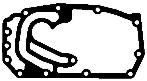 Joint, couvercle de carter , carter de vilebrequin ELRING 583.361