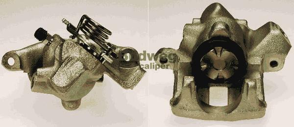 Étrier de frein Budweg Caliper A/S 341347