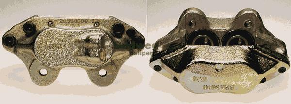 Étrier de frein Budweg Caliper A/S 341679