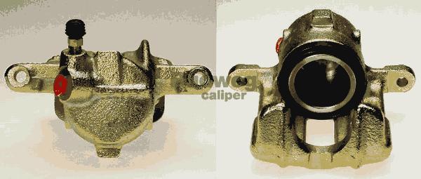 Étrier de frein Budweg Caliper A/S 341779