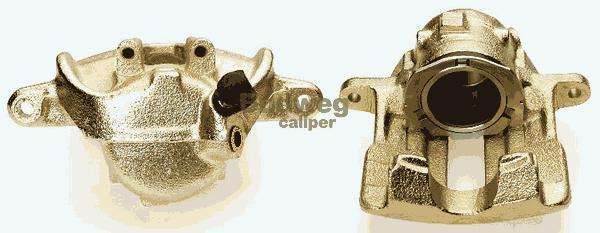 Étrier de frein Budweg Caliper A/S 341806