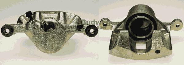 Étrier de frein Budweg Caliper A/S 342095