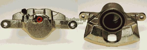 Étrier de frein Budweg Caliper A/S 342243