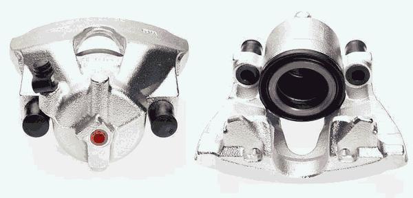 Étrier de frein Budweg Caliper A/S 342457
