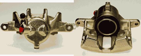 Étrier de frein Budweg Caliper A/S 342628