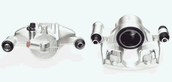 Étrier de frein Budweg Caliper A/S 342795