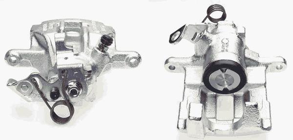 Étrier de frein Budweg Caliper A/S 342824