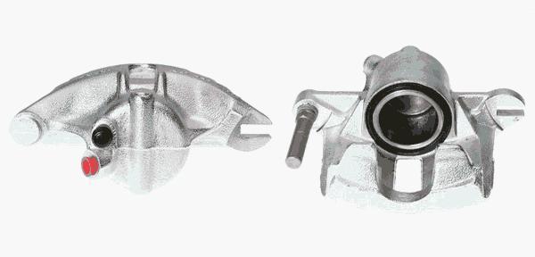 Étrier de frein Budweg Caliper A/S 342829