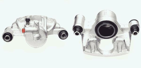 Étrier de frein Budweg Caliper A/S 342844