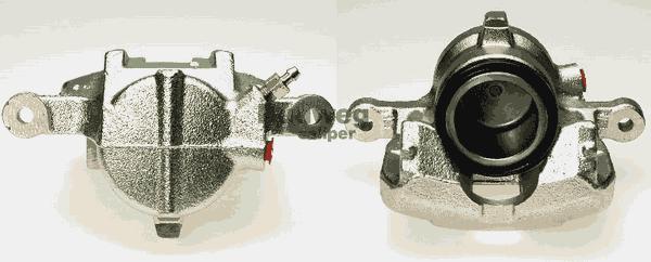 Étrier de frein Budweg Caliper A/S 342914
