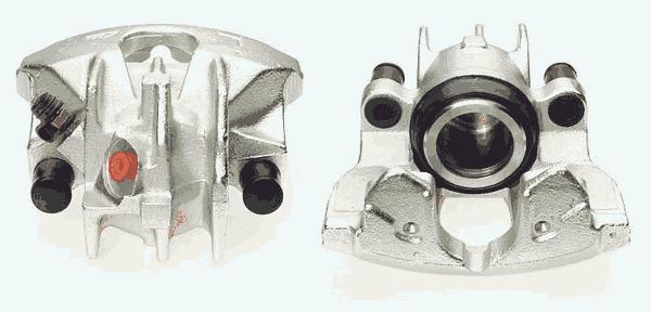 Étrier de frein Budweg Caliper A/S 342939