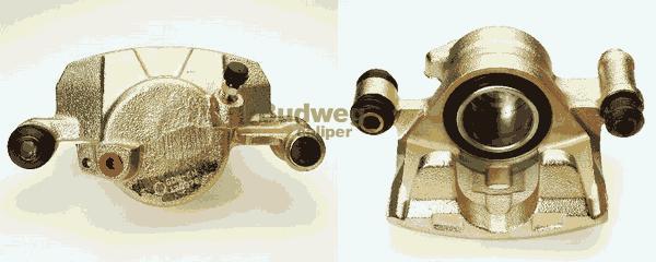 Étrier de frein Budweg Caliper A/S 342973