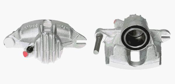 Étrier de frein Budweg Caliper A/S 342990