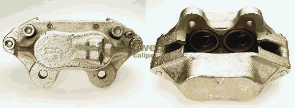 Étrier de frein Budweg Caliper A/S 343078