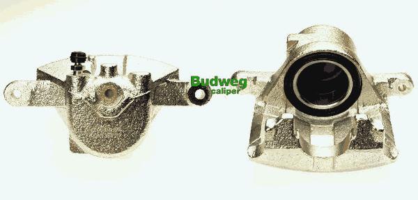 Étrier de frein Budweg Caliper A/S 343177