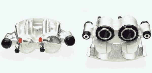 Étrier de frein Budweg Caliper A/S 343222