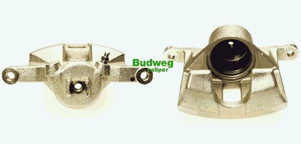 Étrier de frein Budweg Caliper A/S 343249