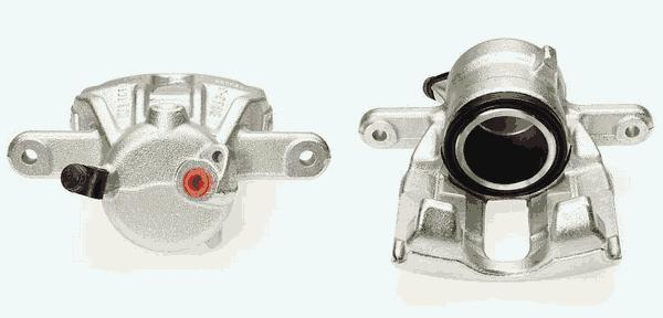 Étrier de frein Budweg Caliper A/S 343308