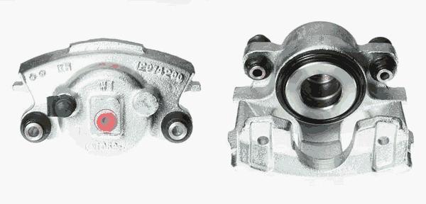Étrier de frein Budweg Caliper A/S 343454