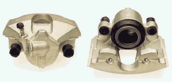Étrier de frein Budweg Caliper A/S 343517