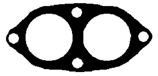 Joint d'étanchéité, tuyau d'échappement AJUSA 00549800