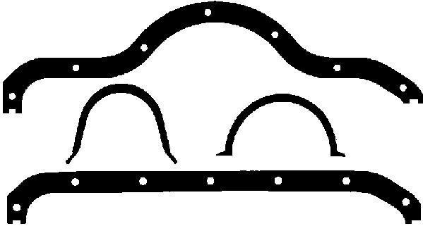 Pochette de joints de carter d'huile AJUSA 59001500