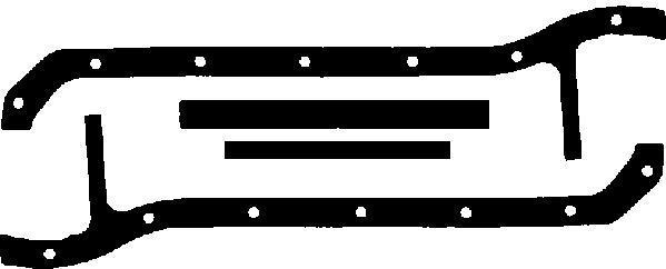 Pochette de joints de carter d'huile AJUSA 59002300