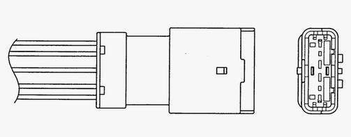 Sonde Lambda NGK 1840