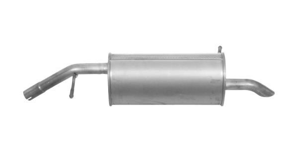 Imasaf échappement Esd du silencieux Pièces de montage pour Peugeot 1007 1.6 16 V 80 KW