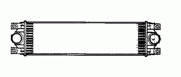 Intercooler, échangeur NRF B.V. 30877