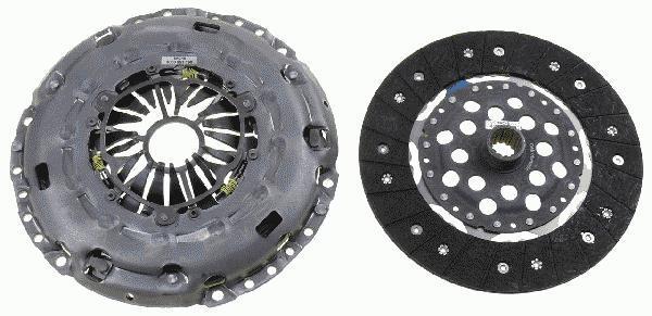 Kit D'embrayage SACHS 3000 951 190