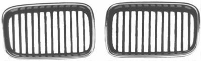 Grille de radiateur VAN WEZEL 0640512