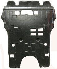 Insonorisation du compartiment moteurVAN WEZEL 0970701