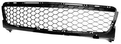 Grille de ventilation, pare-chocs VAN WEZEL 2736590