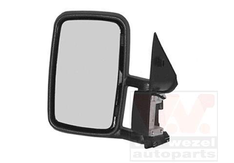 Van Wezel 1610801 Espejos Exteriores para Autom/óviles