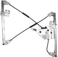 Mécanisme de lève-vitre VAN WEZEL 7620261