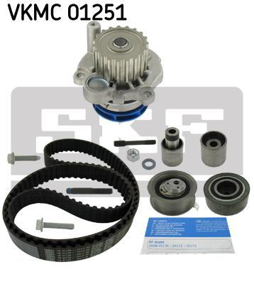 courroies VKMC 01121-1 pour Audi Seat Skoda VW Skf Pompe à eau