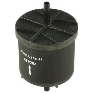 Filtre à carburant DELPHI EFP203