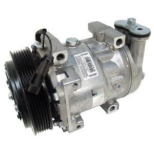 Compresseur, Climatisation DELPHI TSP0159061