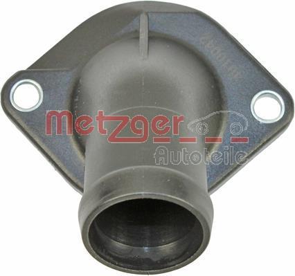 Bride de liquide de refroidissement METZGER 4010042