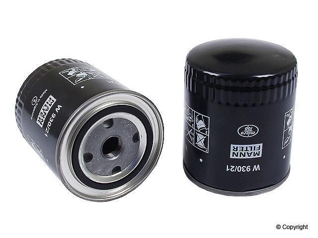 Filtre à huile MANN-FILTER W 930/21