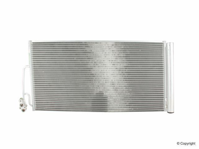 Condenseur, Climatisation NISSENS 940118
