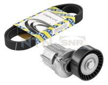 Gates courroie d/'entraînement ventilateur rib-ceinture pour audi A3 2.0 tdi 8P azv bkd bmn cbaa cbab