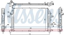 Nissens 630705 Refrigerantes del Motor