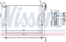 Condensador aire acondicionado-Nissens 94431