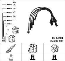 NGK 0907 Juego de cables de encendido